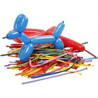 Ballonger, Figurtillverkning, L: 152 cm, 100 st./ 1 förp.
