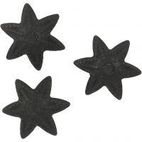 Coupeller, Dia. 10 mm, svart, 10 st./ 1 förp.