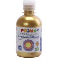 PRIMO metallic färg, guld, 300 ml/ 1 förp.