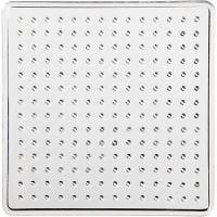 Stiftplatta, små kvadrater, stl. 7x7 cm, 10 st./ 1 förp.