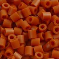 Photo Pearls, stl. 5x5 mm, Hålstl. 2,5 mm, kola brun (5), 1100 st./ 1 förp.