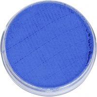 Eulenspiegel ansiktsfärg, himmelsblå, 3,5 ml/ 1 förp.
