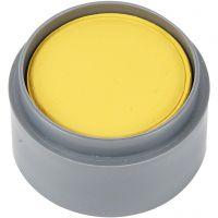 Grimas ansiktsfärg, gul, 15 ml/ 1 burk