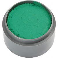 Grimas ansiktsfärg, grön, 15 ml/ 1 burk