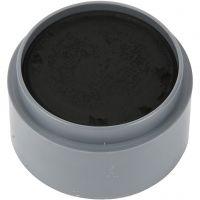 Grimas ansiktsfärg, svart, 15 ml/ 1 burk