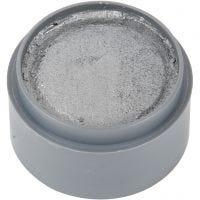 Grimas ansiktsfärg, silver, 15 ml/ 1 burk