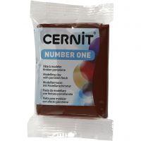 Cernit, brun (800), 56 g/ 1 förp.