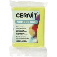 Cernit, lime green (601), 56 g/ 1 förp.