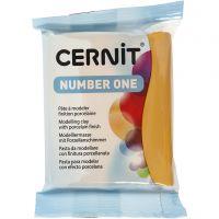 Cernit, yellow ochre (746), 56 g/ 1 förp.