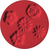 FIMO® formar, blommor, Dia. 7 cm, 1 st.