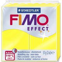 FIMO® Effect , neongul, 57 g/ 1 förp.