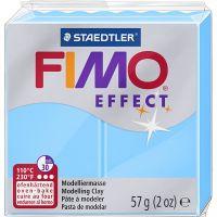 FIMO® Effect , neonblå, 57 g/ 1 förp.