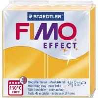 FIMO® Effect , neonorange, 57 g/ 1 förp.