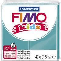FIMO® Kids Clay, turkos, 42 g/ 1 förp.