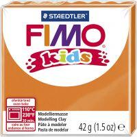 FIMO® Kids Clay, orange, 42 g/ 1 förp.