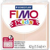 FIMO® Kids Clay, ivory, 42 g/ 1 förp.