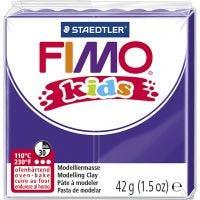 FIMO® Kids Clay, lila, 42 g/ 1 förp.