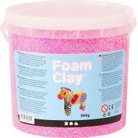 Foam Clay® , neonrosa, 560 g/ 1 hink