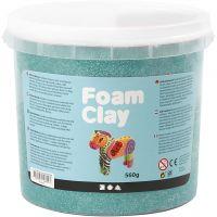 Foam Clay® , mörkgrön, 560 g/ 1 hink
