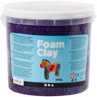 Foam Clay® , lila, 560 g/ 1 hink