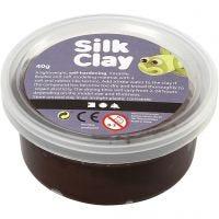 Silk Clay®, brun, 40 g/ 1 burk