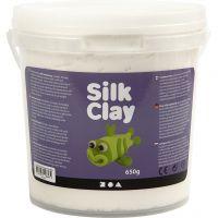 Silk Clay®, vit, 650 g/ 1 hink