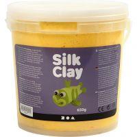 Silk Clay®, gul, 650 g/ 1 hink