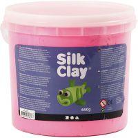 Silk Clay®, rosa, 650 g/ 1 hink