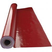 Vaxduk, B: 140 cm, röd, 20 m/ 1 rl.