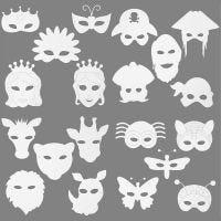 Masker, 64 st./ 1 förp.