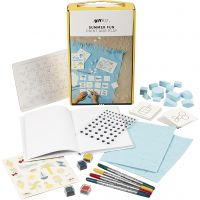 Kreativ med papper och kartong, 1 set