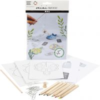 Kreativt Minikit, Fiskespel, 1 set