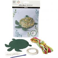 Kreativt Minikit, Sköldpadda, 1 set