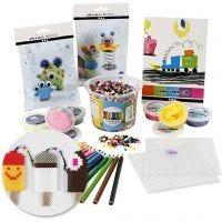 Materialset - Inomhus kreativiteter, 1 set