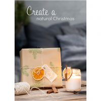 Poster, Nature Christmas, stl. 21x30+29,7x42+50x70 cm, 4 st./ 1 förp.