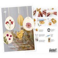 Postkort, Låt påsken blomma, A5, 14,8x21 cm, 1 st.