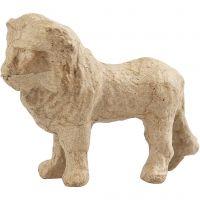 Lejon, H: 9 cm, L: 13 cm, 1 st.