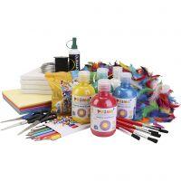 Materialförpackning till förskolan, 1 förp.