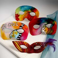 Masker Street Art