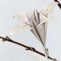 Origamililja