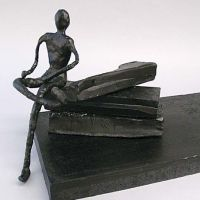 Skulptur i ostvax