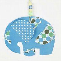 Elefant i Colorbar
