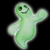 Självlysande spöken