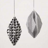 Rombformade kulor i Paris designpapper