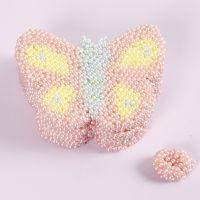 Fjärilsask dekorerad med Pearl Clay
