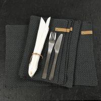 Virkade bordsunderlägg