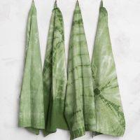 Batik med snöre