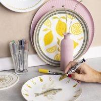 Ge gammalt porslin nytt liv med glas- och porslinstusch
